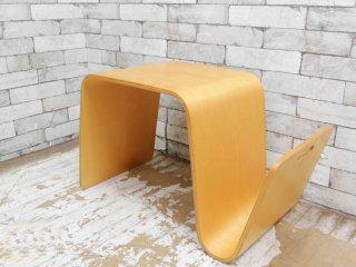 オッフィー Offi マグテーブル Mag Table メープル材 プライウッド アメリカ 西海岸 ミッドセンチュリー ●
