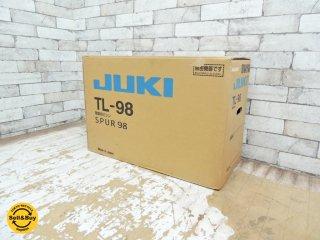 ジューキ JUKI シュプール98 SPUR98 業務用ミシン TL-98 未使用品 グッドデザイン賞 ●