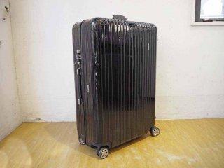 リモワ RIMOWA サルサ SALSA 97L マルチホイール ブラック スーツケース キャリーケース トローリー 4輪 TSAロック ブラック★
