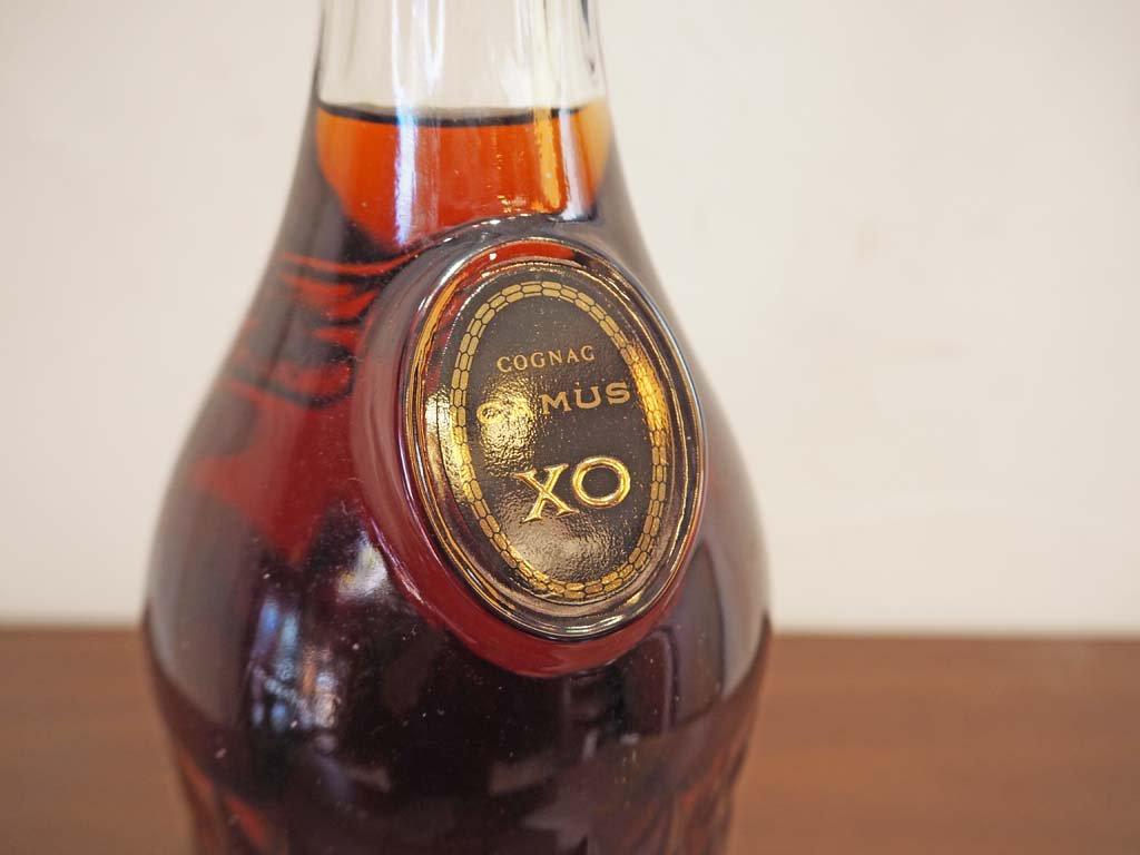 古酒 未開栓 カミュ CAMUS XO ロングネック 700ml コニャック COGNAC ブランデー 希少ボトル 洋酒 ★