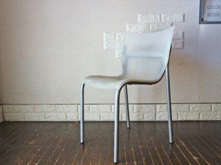 エックスオー XO チープシックチェア Cheap Chic Chair スタッキング クリアホワイト フィリップ・スタルク Philippe Starck ◎