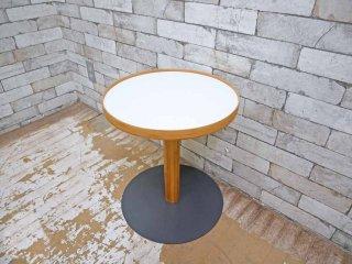 テオリ TEORI ワンサイドテーブル ONE SIDE TABLE トレイ サイドテーブル ホワイト ●