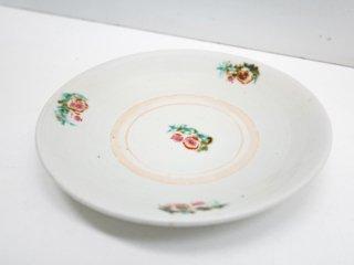伊藤聡信 色絵5寸皿 丸皿 現代作家 ●