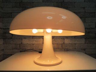 アルテミデ Artemide ネッソ Nesso テーブルランプ ホワイト ミッドセンチュリー MoMAパーマネントコレクション ●