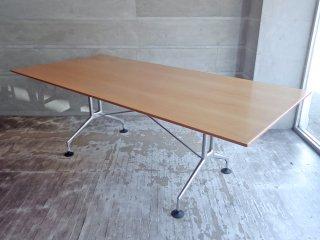 ヴィトラ vitra スパティオ SPATIO ミーティングテーブル アントニオ・チッテリオ W210 ♪