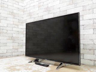 パナソニック Panasonic ビエラ VIERA デジタルハイビジョン 液晶テレビ TH-43EX750 43型 2017年製 4K入力対応 ●