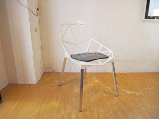 マジス MAGIS チェアワン Chair_One スタッキングチェア コンスタンチン・グルチッチ ホワイト B ★