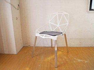 マジス MAGIS チェアワン Chair_One スタッキングチェア コンスタンチン・グルチッチ ホワイト A ★