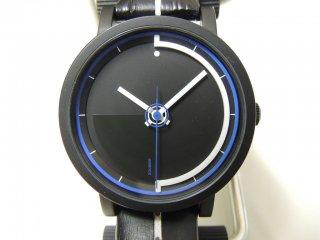 NUTS Collection エッセンス essence 限定300本 オートマチックモデル 2009年発売 Design : シドミード Syd Mead  腕時計 自動巻き ●