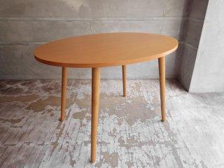 ウニコ unico アルベロ ALBERO チーク材 カフェテーブル ダイニングテーブル ♪