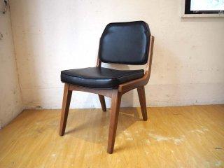 アクメファニチャー ACME Furniture シエラ SIERRA CHAIR ダイニング チェア ラバーウッド×ビニールレザー B ★