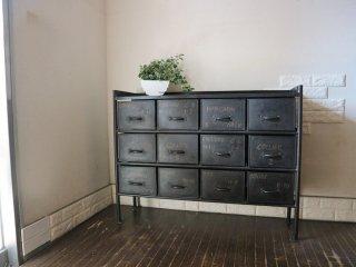 ジャーナルスタンダードファニチャー journal standard Furniture 現行 ギデル GUIDEL 12 ドロワーズ チェスト ◎