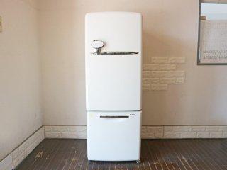 ナショナル National ウィル WiLL 冷凍冷蔵庫 ホワイト 2004年製 162L NR-B172R-W 廃番 ノスタルジック ◎
