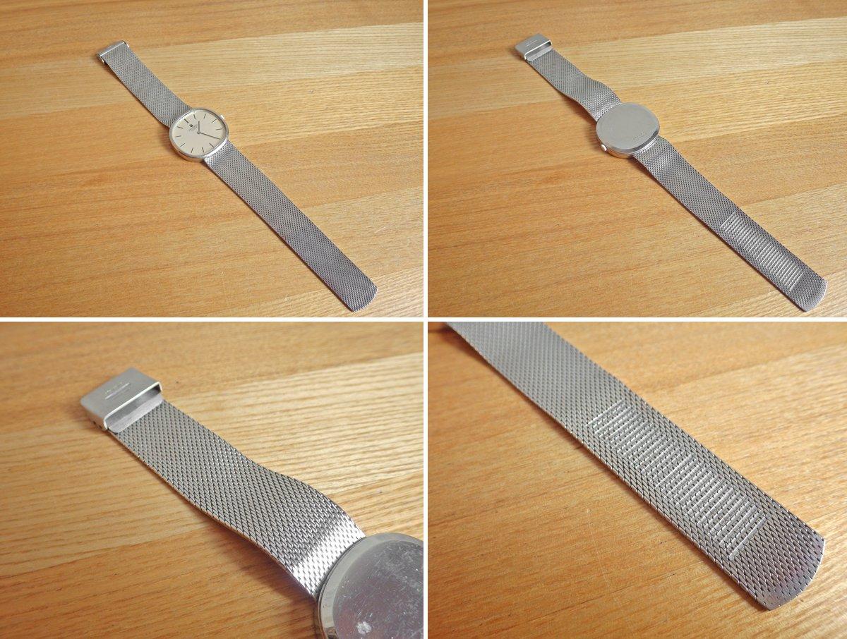 ユニバーサルジェネーブ Universal Geneve Cal.1-42 手巻 腕時計 1970年代 ビンテージ スイス  ♪