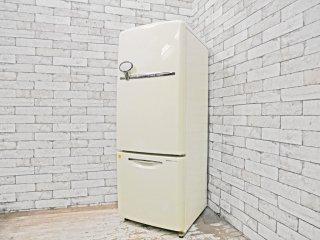 ナショナル National ウィル WiLL Fridge mini 冷蔵庫 162L ホワイト カラー 2003年製 ●