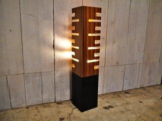 メルクロス Mercros テップス フロアランプ TEPS FLOOR LAMP ゼブラウッド フロアライト 廃盤 ■