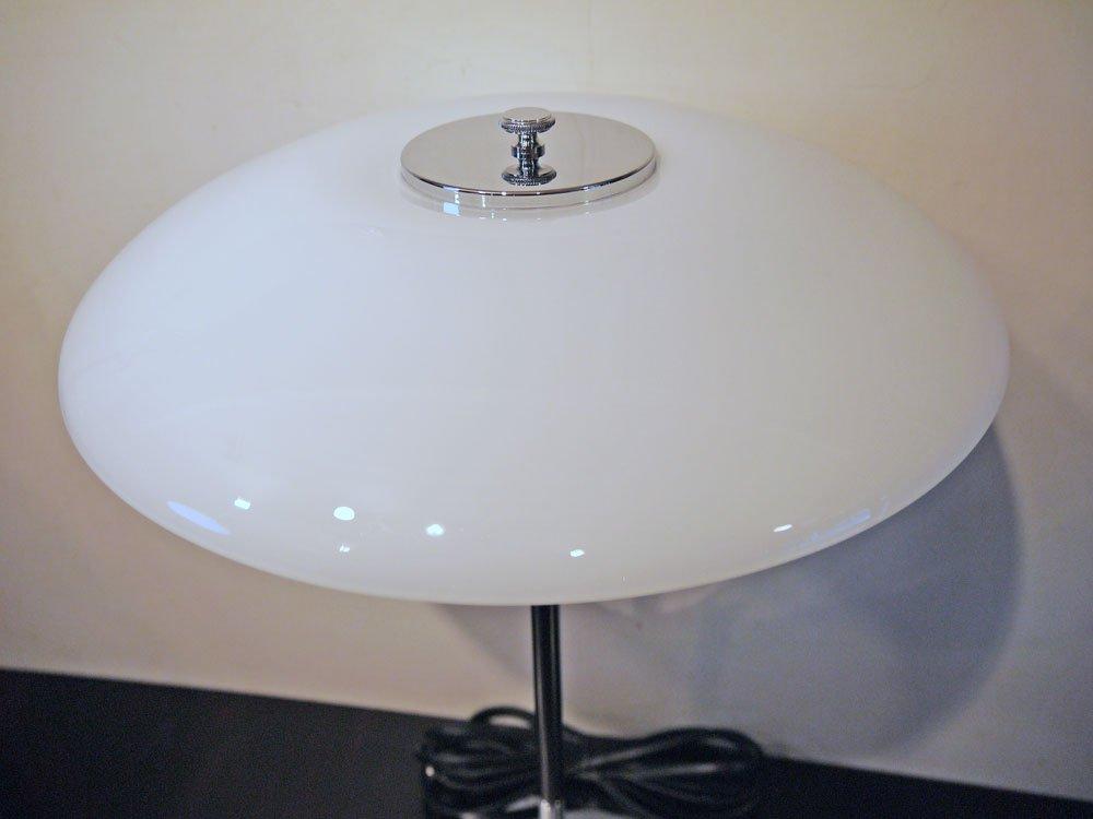 ルイスポールセン louis poulsen PH3/2 Table テーブルランプ  クローム ホワイト デンマーク 美品 定価 137,500円 ◇