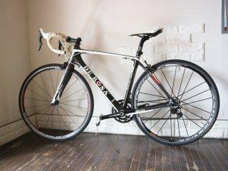 デローザ DEROSA R848 ロードバイク カーボン 完成車 2018年製モデル 自転車 定価約30万 ◎