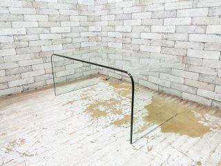 コンチネンタルファニチャー Continental Furniture サターン SATURN ガラステーブル 高級 モダンデザイン IDC大塚家具 取扱い ●