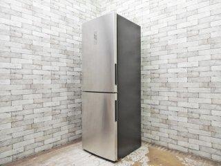 ハイアール Haier グローバルシリーズ Global Series 冷凍冷蔵庫 JR-XP1F34A シルバー 340L 2ドア 操作パネル付 2018年製 参考価格 \83,880- ●