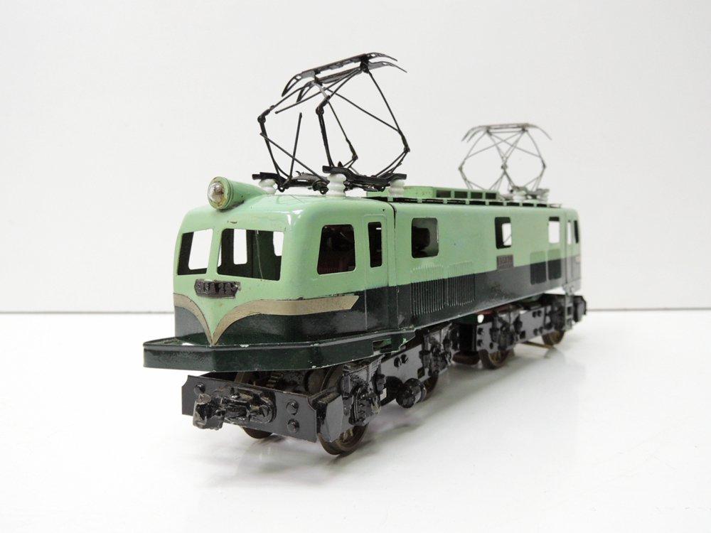 カツミ KTM 電気機関車 ED5829 Oゲージ レール & コントローラー付き ジャンク品 ●