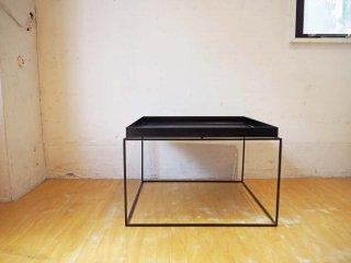 ヘイ HAY  トレイテーブル Tray Table コーヒー スクエア ブラック 60cm サイドテーブル デンマーク コンラン取扱 ★