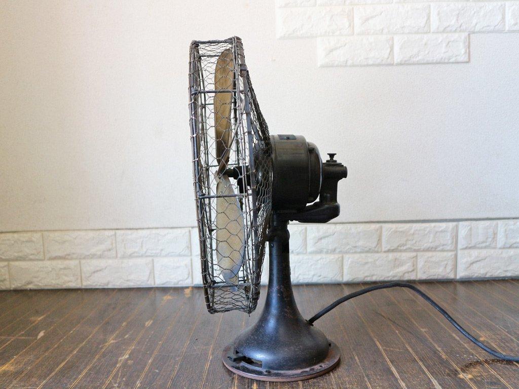 ウェスティングハウス WESTINGHOUSE USビンテージ 扇風機 50s前後 USA製 インダストリアル 店舗什器 ジャンク品 ◎