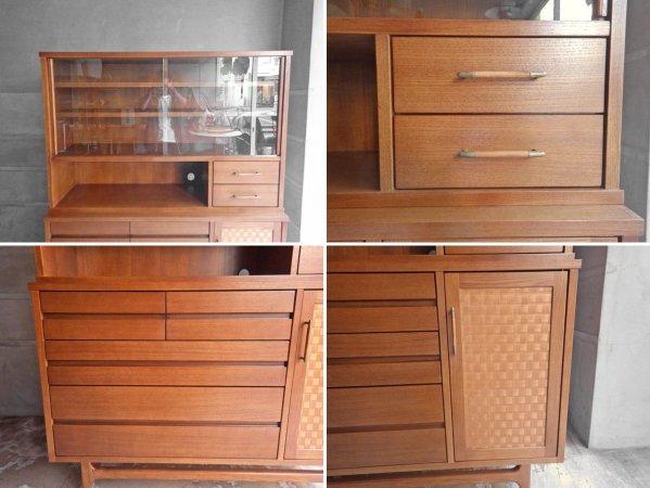 アクメ ファニチャー ACME Furniture ブルックスキャビネット BROOKS CABINET アメリカンビンテージスタイル カップボード 食器棚 ♪
