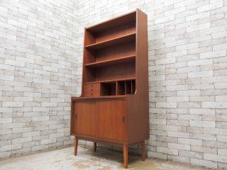 デンマーク ビンテージ Danish vintage チーク材 ライティングデスク キャビネット Scandinavian modern 60's ●