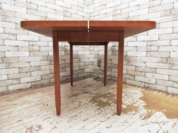 ウニコ unico ワイス WYTHE ダイニングテーブル アルダー材 アメリカンヴィンテージカフェスタイル ●