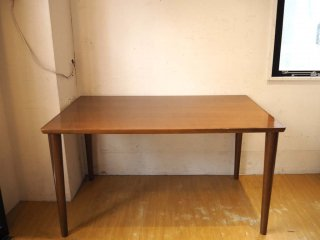 カリモク60+ ロクマルプラス karimoku ダイニングテーブル 幅130 ウォールナット ★