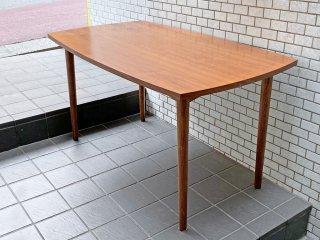 ウニコ unico ホルム HOLM ダイニングテーブル ウォールナット W135 北欧ビンテージスタイル 廃盤 ■