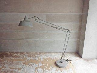 ハモサ HAMOSA マルティ フロアランプ MARTTI FLOOR LAMP サックスグレー インダストリアルデザイン ♪