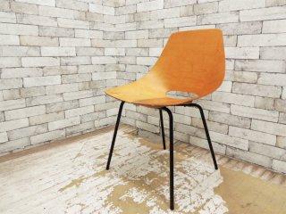 シュタイナー Steiner トノーチェア Tonneau Chair ピエール・ガーリッシュ Pierre Guarich プライウッド ●
