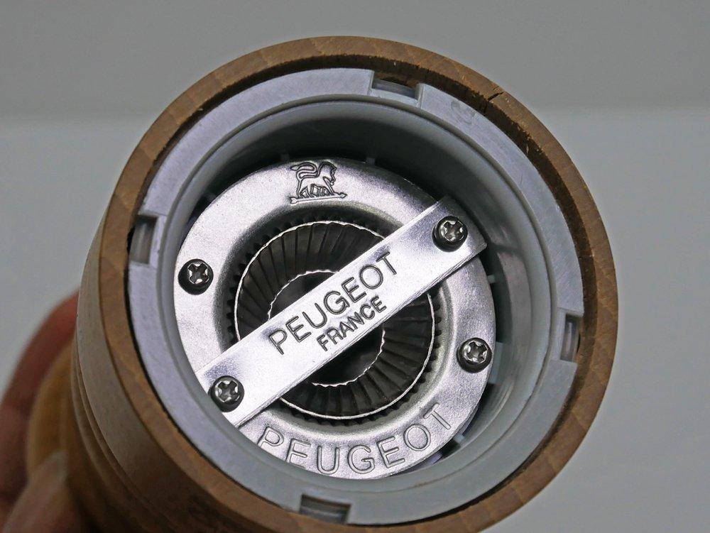プジョー PEUGEOT パリUセレクト Paris MP ソルト&ペッパーミル 2本セット 白木 フランス製 ●