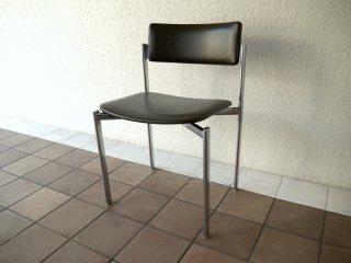 メルヴァ MERVA キキチェア Kiki chair 60-70's ビンテージ オリジナル イルマリ・タピオヴァーラ Ilmari Tapiovaara フィンランド製 ダイニングチェア ◇