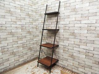 ジャーナルスタンダードファニチャー journal standard Furniture シノン CHINON ラダーシェルフ インダストリアルスタイル ●