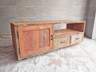 ジャーナルスタンダードファニチャー journal standard Furniture ブレダ BREDA TVボード AVボード 古材リメイク ♪