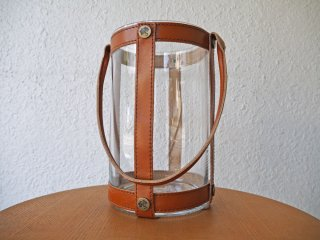 スカーガーデン skargaarden マルストランド キャンドルランタン Marstrand Candle Lantern レザーストラップ 北欧 スウェーデン 未使用 定価¥45,300- ◇