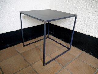 杉山製作所 KUROTETSU SHIN NEST TABLE クロテツ シン ネストテーブル 無垢鉄 ブラック 定価\40,700- ◇