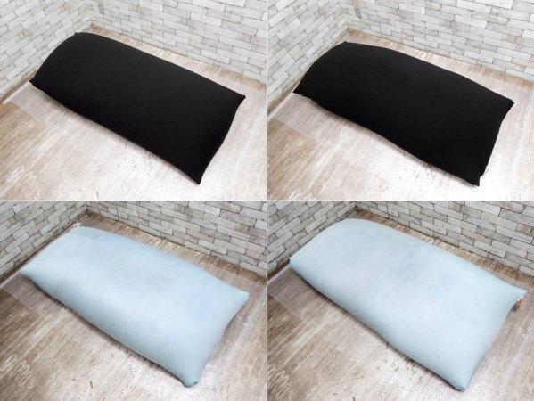 ヨギボー yogibo マックス MAX ビーズ ソファ クッション ブラック ●