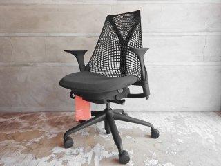 ハーマンミラー Herman Miller セイルチェア SAYL Chair ミドルバック デスクチェア イヴ・ベアール 定価¥83,600- ♪