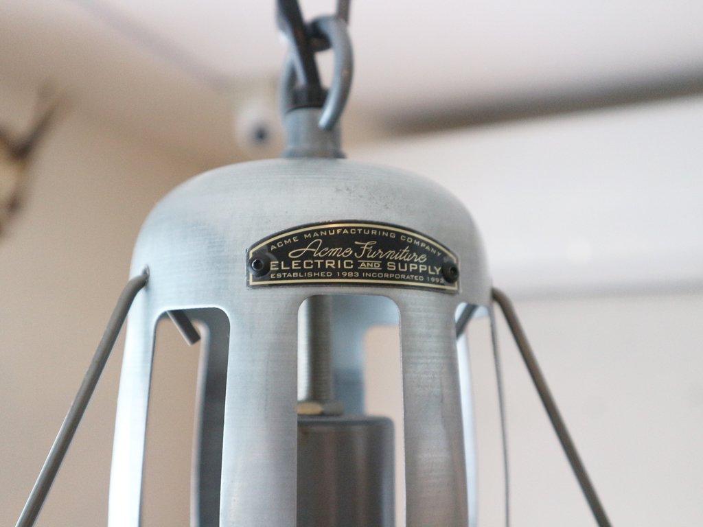 アクメ ファニチャー ACME Furniture ボディインダストリーランプ BODIE INDUSTRIE LAMP ペンダントライト ガラス アイアン インダストリアル ◎