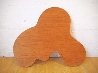 イッタラ iittala 木製 サービングプラター トレイ Lサイズ オーク材 アアルト コレクション Aalto Collection ★