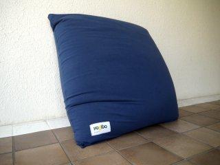 ヨギボー yogibo ミニ Mini CT6817 NH ビーズクッション ソファ ネイビーブルー 定価¥17,380- ◇