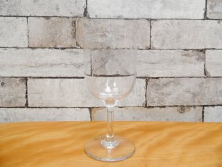 バカラ Baccarat  セビーヌ  Sevigne エッチング ワイングラス クリスタル フランス A ●