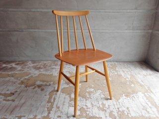 EDSBY ファネットチェア Fanett chair イルマリ・タピオヴァーラ ダイニングチェア スウェーデン 北欧ビンテージ ♪