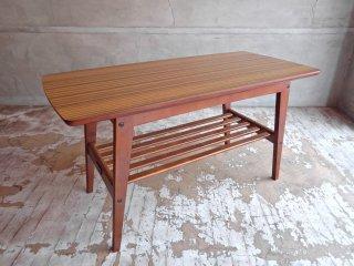 カリモク60 karimoku60 リビングコーヒーテーブル Sサイズ ウォールナットカラ— ジャパニーズミッドセンチュリー♪