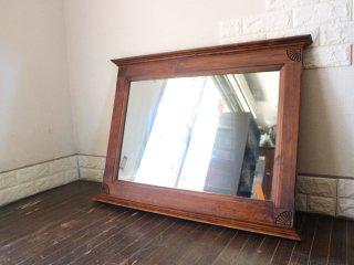 クラシックスタイル ウォールミラー 壁掛け 鏡 ヨーロピアン ◎