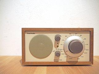 チボリ オーディオ Tivoli Audio モデルワン Model one AM/FM テーブルラジオ クラシックウォールナット ★